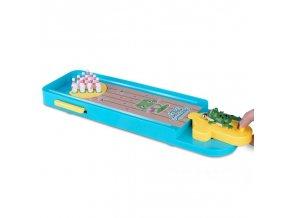 Hračky - bowling - mini stolný hra bowling - stolová hra - vianočný darček - darček pre deti