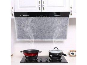 Kuchyňa - pohlcujúce papier na digestor - darček pre ženu - digestor - upratovanie