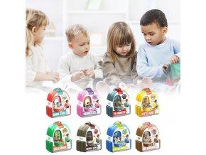 Hračky - hračky pre chlapcov - hračky pre dievčatá - detský batôžtek na hranie s rôznymi možnosťami - vianočný darček