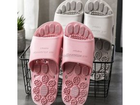 Reflexológia - zdravotné papuče - šľapky - papuče zamerané na reflexológiu - masáže - vianočný darček