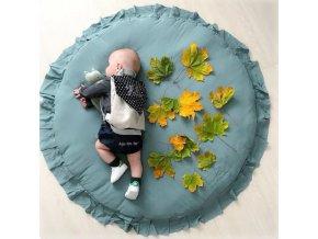 Bábätko - detská izba - krásny koberec na hranie pre deti - koberec - detský koberec