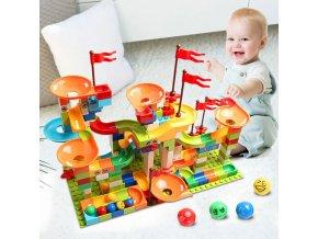Hračky - detská zábavná stavebnice - hračky pre deti - hračky pre chlapcov - vianočný darček