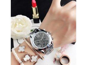 Hodinky - krásne módne jednoduché hodinky - dámske hodinky - darček pre ženu