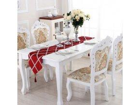 Kuchyňa - luxusné behúň na stôl dlhý 210cm - obrus - jedálenský prestieranie - výpredaj skladu