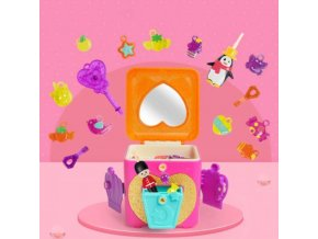 Hračky - detská šperkovnica s prekvapením - hračky pre dievčatá - šperkovnica - vianočné darčeky