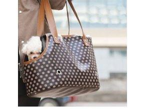 Pes - módne kvalitný taška na malého psa - taška na psa - chovateľské potreby - výpredaj skladu