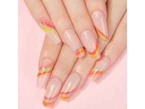 Nechty - lak - gélové nechty - veľmi kvalitný gélový lak na nechty viac farieb - darček pre ženu - modeláž nechtov