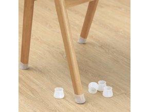 Jedálenská stolička - stolička - protišmyková ochrana na nohy od stoličiek - domácnosť