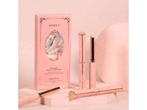 Kozmetika - lesk - lesk na pery v dvoch farbách - darčeky pre ženu