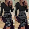 Dámske letné elegantné šaty NEW (Velikost L)