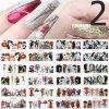 Nechty - krásne dekoratívne samolepky na nechty - výpredaj skladu - modeláž nechtov - samolepky