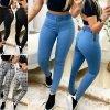 Oblečenie - džínsy - dámske legínové nohavice v troch variantoch - legíny - dámske legíny - zľavy dnes