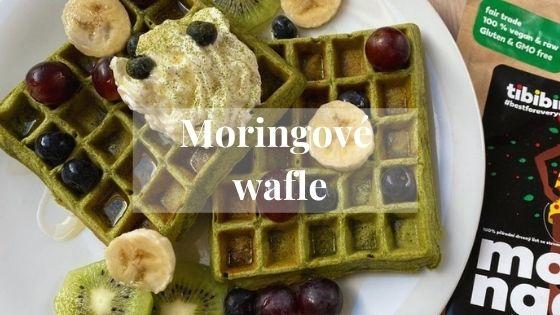 Moringové wafle
