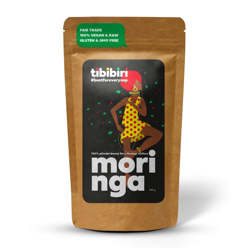 Tibibiri product cover 1536x1536 Moringa 100g