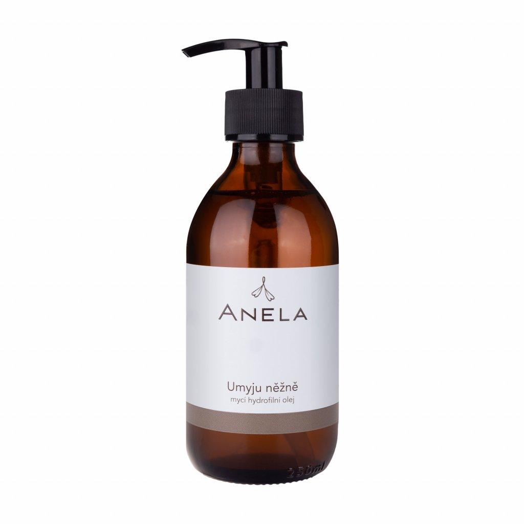 Umyju něžně - Mycí hydrofilní olej na citlivou pleť