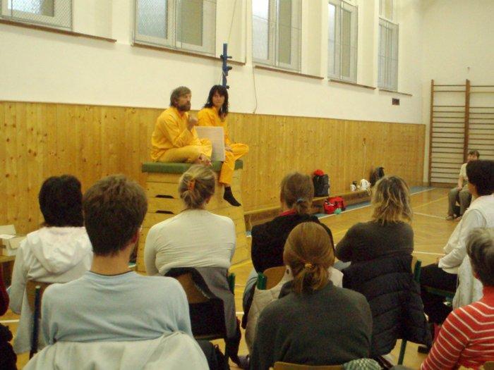 Poslední letošní víkendový kurz Borise Tichanovského v Praze