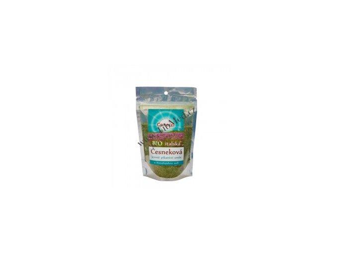 Sůl himalájská bylinková - česneková BIO