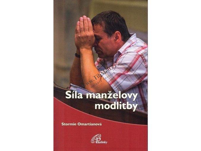 Sila manželovy modlitby