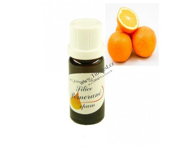 pomeranc (b)silice