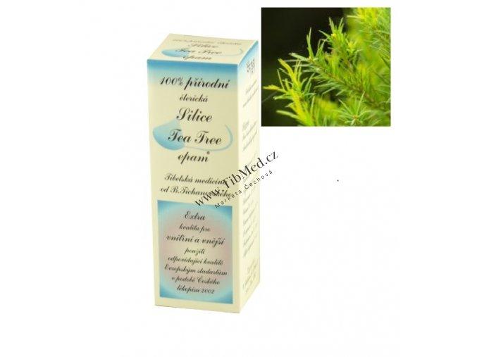 tea tree (b)silice