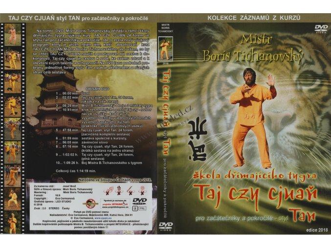 Taj czy cjuan styl Tan