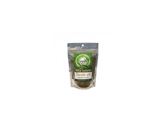 Sůl himalájská bylinková - devětsil BIO