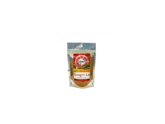 Sůl himalájská bylinková - Šangri - la BIO
