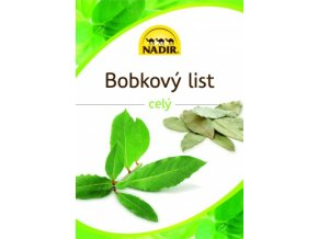 Nadir bobkový list