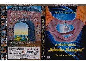 DVD Automasáž bábušky Alakajevy