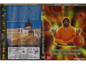 DVD Bezkontaktní masáž Džuny Davitašvili