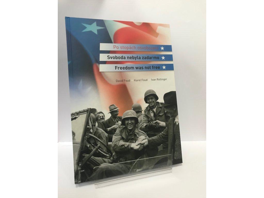 Po stopách osvobození - kniha
