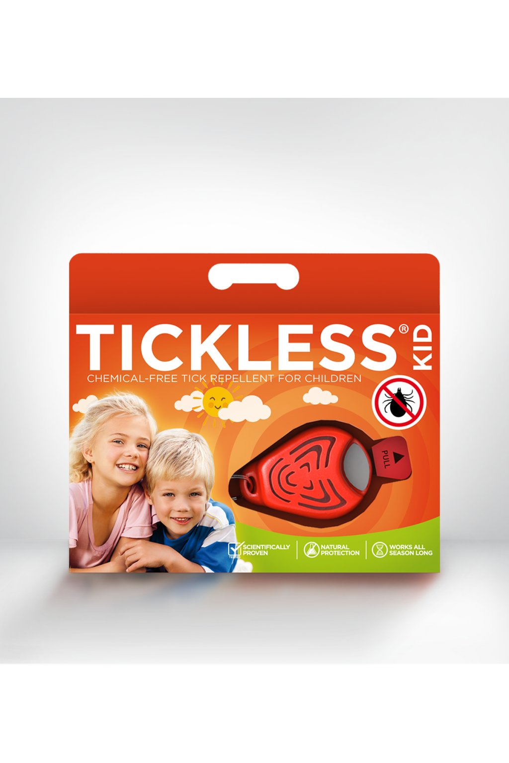 TICKLESS KID