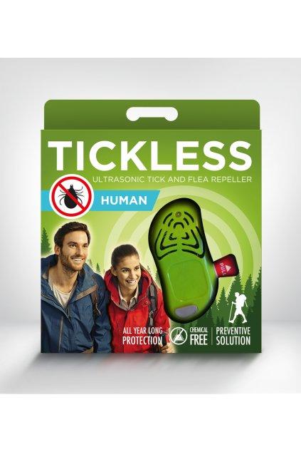 TICKLESS HUMAN GREEN