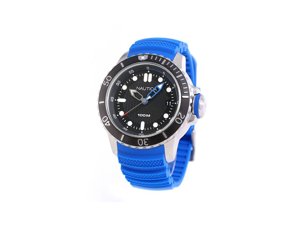 9693a1c22af Hodinky NAUTICA model NMX DIVE STYLE DATE NAD18517G - TikiTak.sk