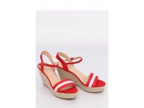 Sandále na opätkoch model 130025 Inello