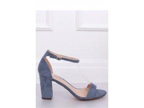 Sandále na opätkoch model 143695 Inello