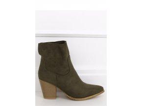Topánky na opätku model 146808 Inello
