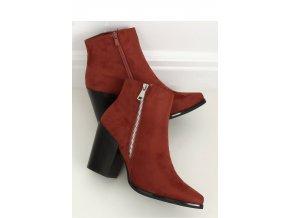 Topánky na opätku model 148670 Inello