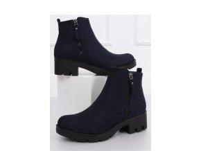 Topánky na opätku model 134359 Inello