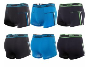 Ideal Boxers Street 3 Pack Mens