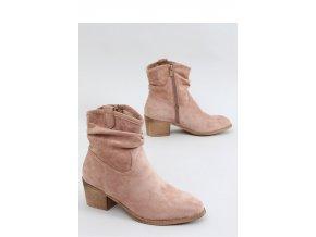 Topánky na opätku model 151527 Inello