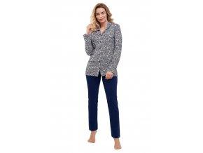 Dámske pyžamo 528