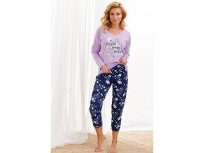 Dámske pyžamo 2316 Agnieszka violet