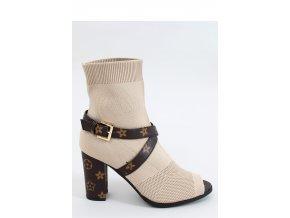 Topánky na opätku model 151851 Inello