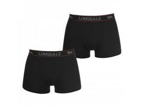 Pánske Trenky Lonsdale 2 Pack