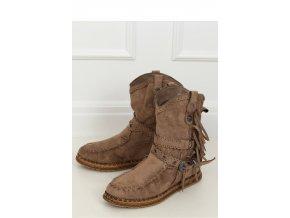 Topánky na opätku model 147791 Inello