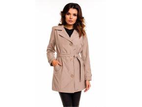 Kabát model 63547 Cabba