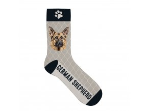 Ponožky German Shepherd 36-41