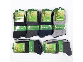 Ponožky Bambus 5 Pack Mens