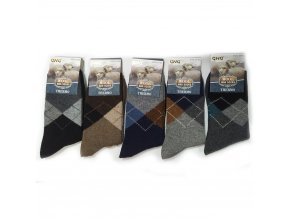 Ponožky Thermo Angora 4 Pack Mens